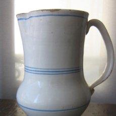 Antigüedades: ANTIGUA JARRA DE MANISES. Lote 10216771