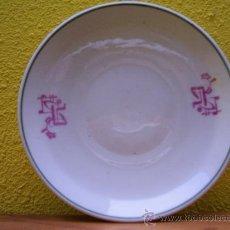 Antigüedades: PLATO DE CAFE. Lote 26704065