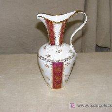 Antigüedades: JARRÓN PORCELANA FRANCESA . Lote 26450871