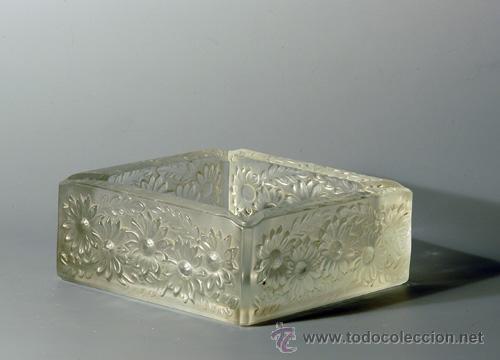 CENICERO CRISTAL LALIQUE (Antigüedades - Cristal y Vidrio - Lalique )