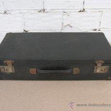 Antigüedades: MALETA ANTIGUA. Lote 10422428