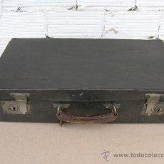 Antigüedades: MALETA ANTIGUA. Lote 10422557