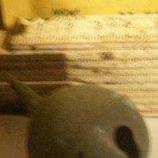 Antigüedades: CASCABEL. Lote 10598472
