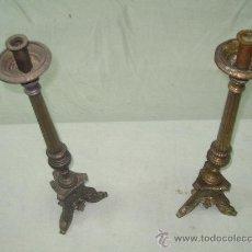 Antigüedades: CANDELABROS. Lote 23456306