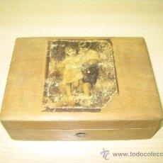 Antigüedades: CAJA-HUCHA. Lote 17427085