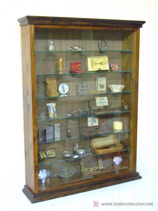 Vitrina peque a para colgar de coleccion vendido en - Vitrinas pequenas ...