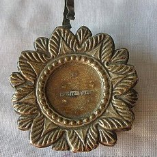 Antigüedades: ANTIGUO RELICARIO PADRE TARIN. Lote 27247300