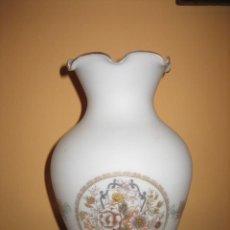 Antigüedades: JARRON OPALINA . Lote 27344473