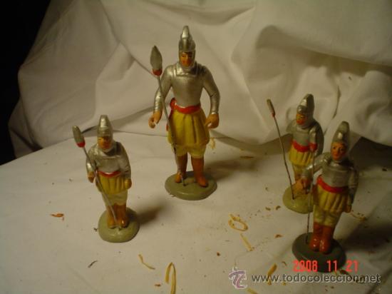FIGURAS DE BELEN (Antigüedades - Varios)