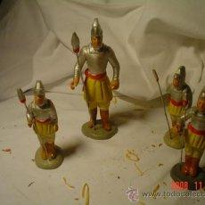 Antigüedades: FIGURAS DE BELEN. Lote 24719019