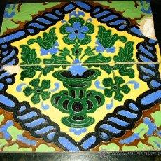 Azulejo de arista de ramos rejano sevilla me comprar for Azulejos antiguos sevilla