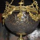 Antigüedades: LAMPARA IMPERIO. Lote 26079489