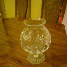 Antigüedades: COPA DE CRISTAL TALLADO. Lote 26602452