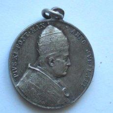 Antigüedades: MEDALLA .. PIVS XI PONT MAX ANNO JUBILAEI .. ROMA 1925. Lote 19499610