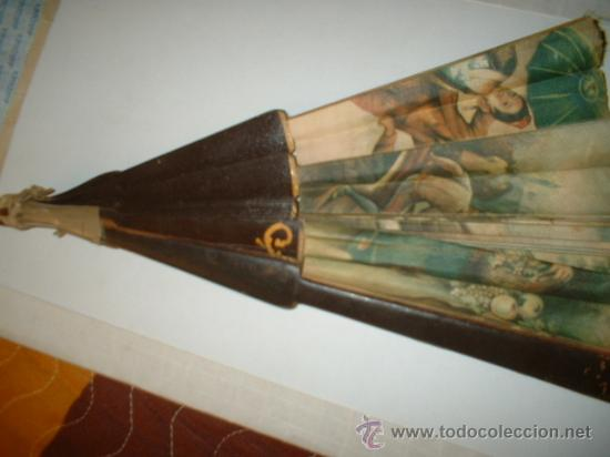 Antigüedades: abanico antiguo - Foto 2 - 26734859