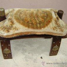 Antigüedades: DESCALZADORA DE TERCIOPELO DESMONTABLE. Lote 11400847