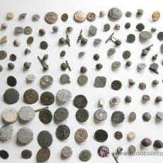 Antigüedades: 117 BOTONES DEL S XIX Y PRINCIPIOS DEL XX. Lote 20457244