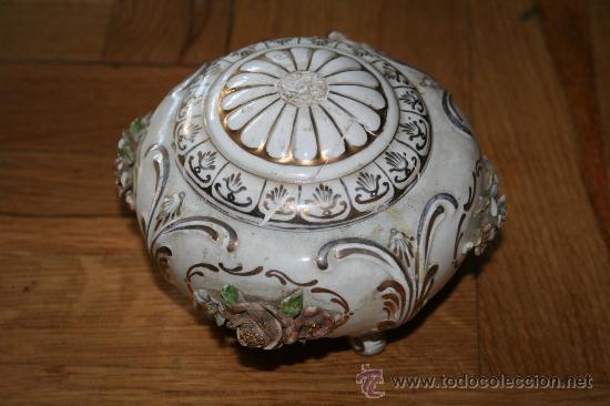Antigüedades: antiguo azucarero - Foto 2 - 17415594