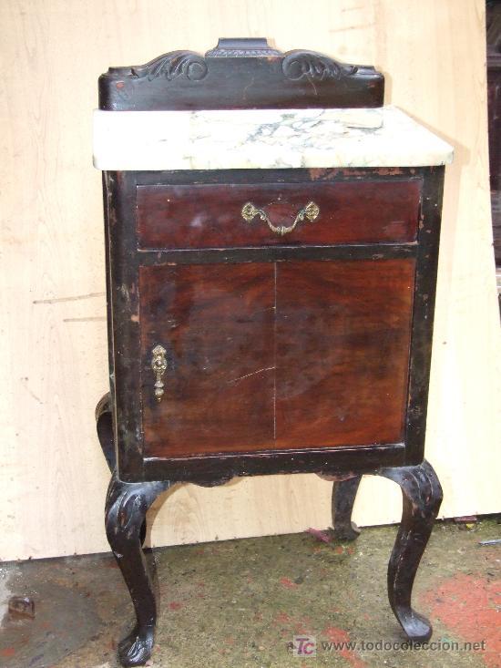 Mesita de noche para restaurar comprar mesas antiguas en - Restaurar mesita de noche ...