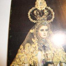 Antigüedades: VIRGEN DEL ROSARIO, .IGLESIA DE SANTO DOMINGO , SANTUARIO DE LA VIRGEN DEL ROSARIO CADIZ. Lote 11628025