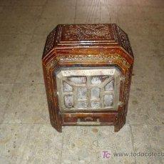 Antigüedades: ESTUFA SALAMANDRA. Lote 24564585