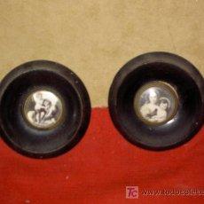 Antigüedades: PAREJA DE MARCOS. Lote 39240738
