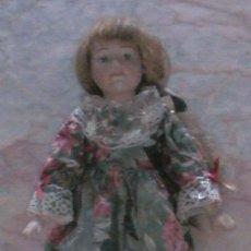 Muñecas Porcelana: BONITA MUÑECA PORCELANA THE CLASSIQUE COLLECTION DAN NUMERADA VER FOTOS. Lote 26519338