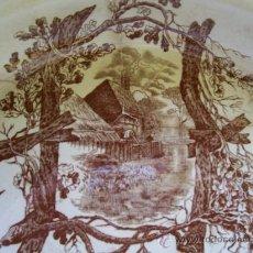 Antigüedades: ANTIGUA FUENTE POLA. GIJON S XIX. Lote 27069200