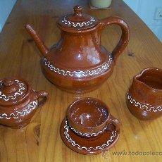 Antigüedades: JUEGO DE CAFE 12 TAZAS. Lote 26750381