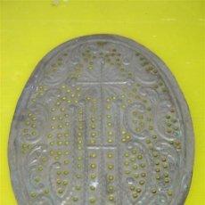 Antigüedades: RELICARIO DE IGLESIA OVALADO. Lote 105407399
