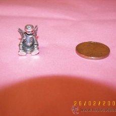Antigüedades: FIGURITA PLATA. Lote 26502978