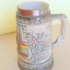 Antigüedades: JARRA ALEMANA DE CERVEZA. Lote 12205234