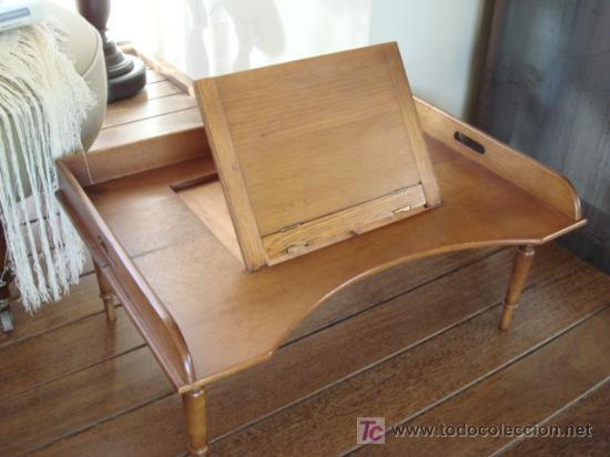 Mesa atril antigua en madera de roble comprar mesas antiguas en todocoleccion 27092198 - Muebles atril ...
