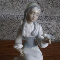 Antigüedades - FIGURA PORCELANA - 23048971