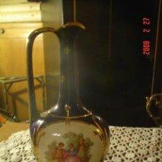 Antigüedades: JARRON PORCELANA. Lote 26720284