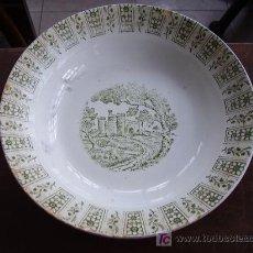 Antigüedades: PLATO PICKMAN LA CARTUJA SEVILLA SELLADO. Lote 12661495