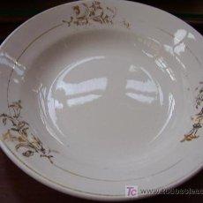 Antigüedades: PLATO CHINA OPCACA SANTANDER. Lote 13802991