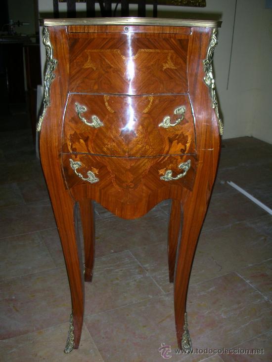 Mesa de centro estilo luis xv muebles comprar mesas for Muebles antiguos luis xv
