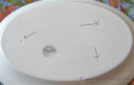 Antigüedades: PRECIOSA FUENTE ANTIGUA SAN JUAN - Foto 3 - 26641799