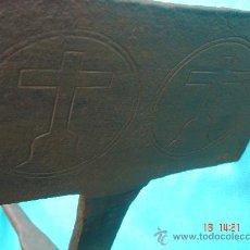 Antigüedades: HOSTIARIO DE FORJA ANTIGÜO SIGLO XVII. Lote 26523940
