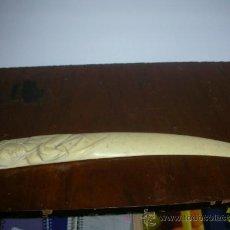 Antigüedades: ABRECARTAS MARFIL. Lote 27615255