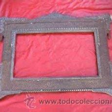 Antigüedades: MOLDURA MARCO EMMARCAR PINTURA ANTIGUO. Lote 12980068