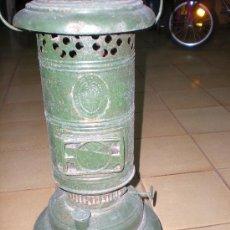 Antigüedades: ESTUFA DE QUEROSENO MUY ANTIGUA, VER FOTOS. Lote 22450057