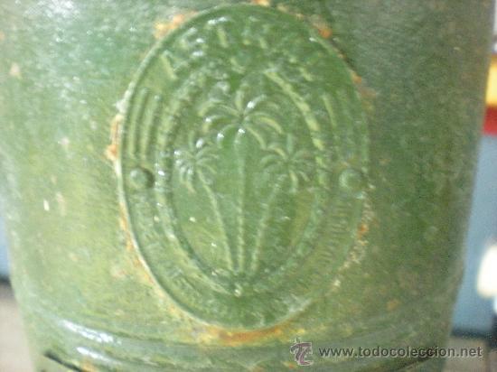 Antigüedades: ESTUFA DE QUEROSENO muy ANTIGUA, VER FOTOS - Foto 5 - 22450057