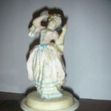 Antigüedades: PORCELANA BISCUIT , SIGLO XIX. Lote 26421065