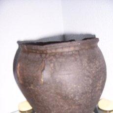 Antigüedades: CERAMICA TRADICIONAL ASTURIANA. Lote 27215183
