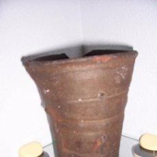 Antigüedades: ANTIGUA CERAMICA TRADICIONAL ASTURIANA . Lote 26978336