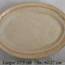 Antigüedades: GRAN FUENTE ANTIGUA SAN CLAUDIO 1910 ASTURIAS. Lote 24811364