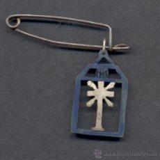 Antigüedades: MEDALLA CRUCIFIJO SIN CRISTO. Lote 13096553
