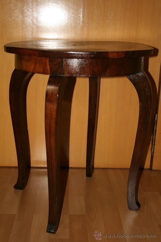 antigua mesa redonda art deco.mide 53 cm de anc - Comprar Mesas ...